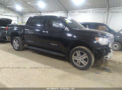 2011 TOYOTA TUNDRA 4WD TRUCK CREWMAX LIMITED