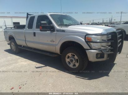 2016 FORD SUPER DUTY F-250 SRW XLT/LARIAT/XL