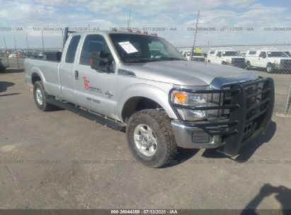 2015 FORD SUPER DUTY F-250 SRW SUPER DUTY