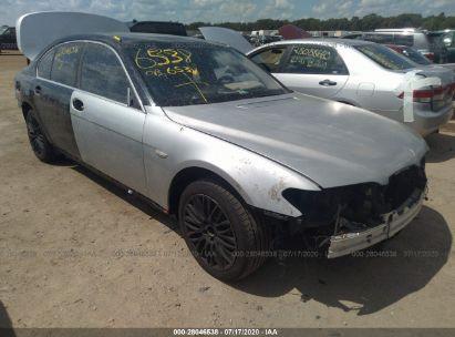2006 BMW 7 SERIES I