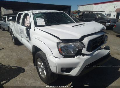 2014 TOYOTA TACOMA DBL CAB PRERUNNER LNG BED