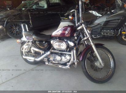 1996 HARLEY-DAVIDSON XL1200 C