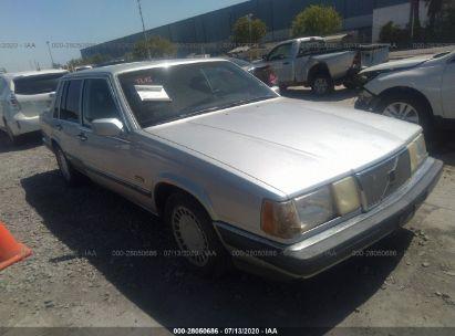 1989 VOLVO 760 GLE