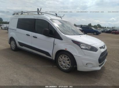 2015 FORD TRANSIT CONNECT XLT