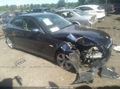 2004 BMW 5 SERIES/5-SERIES I