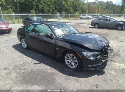 2011 BMW 3 SERIES I SULEV