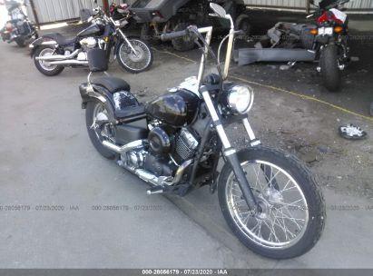 2007 YAMAHA XVS650