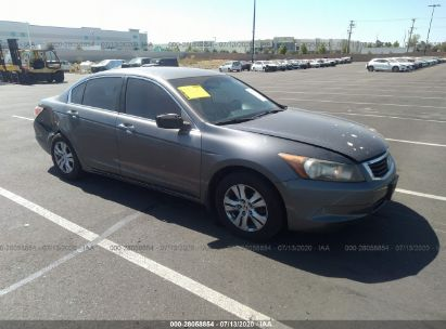 2008 HONDA ACCORD SDN LXP