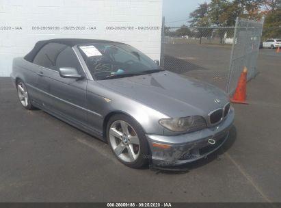 2004 BMW 325 CI