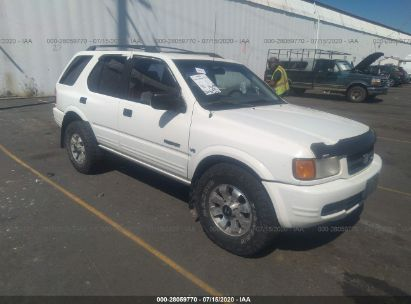 1999 HONDA PASSPORT LX/EX
