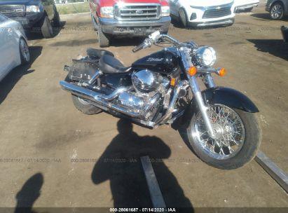 2007 HONDA VT750