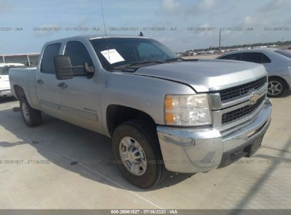 2010 CHEVROLET SILVERADO 2500HD K2500 HEAVY DUTY LT