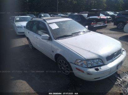 2003 VOLVO V40 1.9T