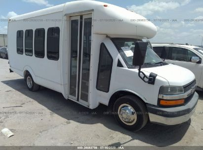 2009 CHEVROLET EXPRESS COMMERCIAL 3500