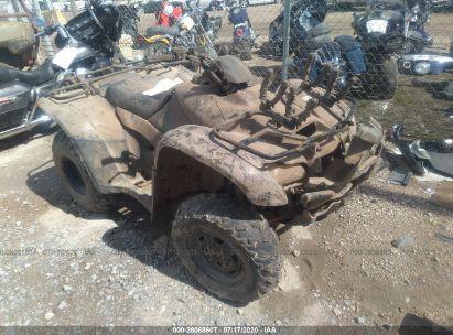 2008 HONDA TRX420 FE