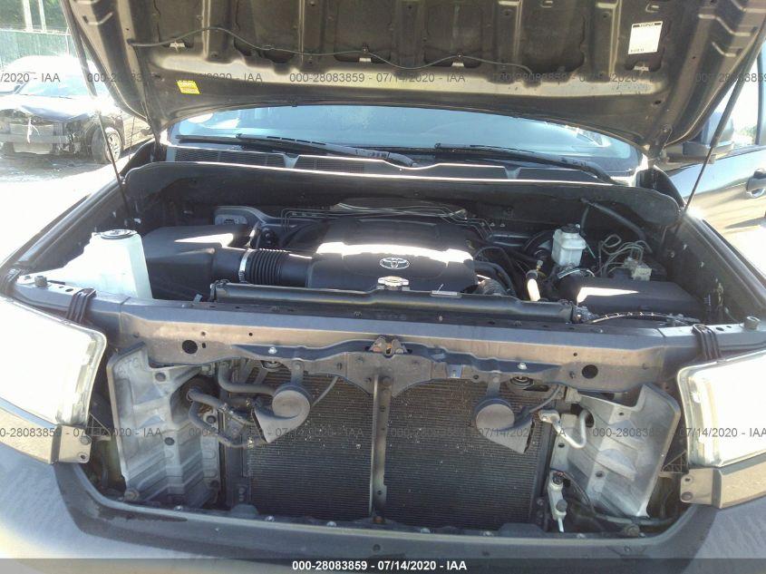 2013 Toyota TUNDRA | Vin: 5TFUW5F10DX272221