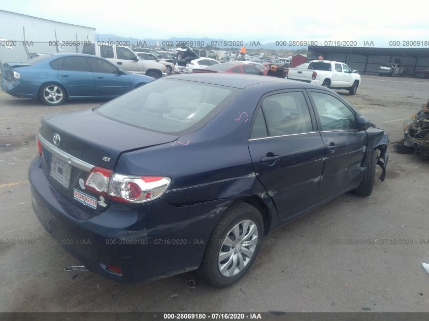2013 Toyota COROLLA | Vin: 5YFBU4EE8DP092902