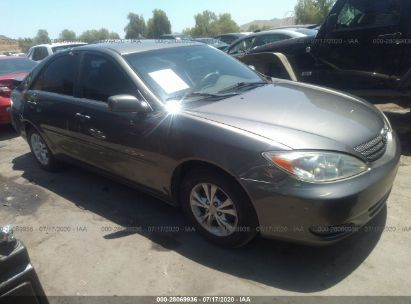 2004 TOYOTA CAMRY LE/XLE