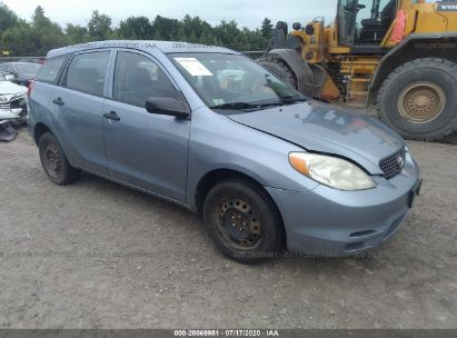 2004 TOYOTA MATRIX STD/XR