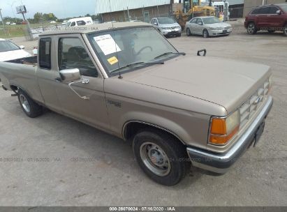 1989 FORD RANGER SUPER CAB