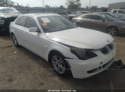 2010 BMW 5 SERIES XI