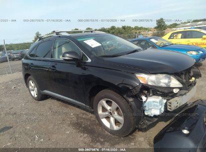 2010 LEXUS RX 350 350