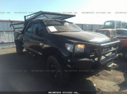 2009 TOYOTA TUNDRA 4WD TRUCK DOUBLE CAB/DOUBLE CAB SR5