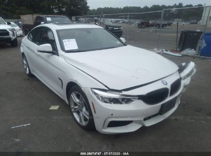 2015 BMW 4 SERIES XI/GRAN COUPE