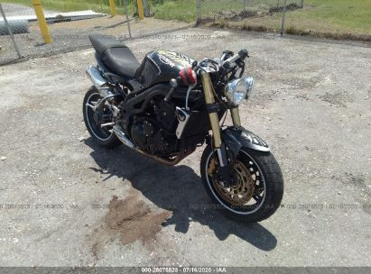 2007 TRIUMPH MOTORCYCLE SPEED TRIPLE