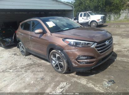 2016 HYUNDAI TUCSON LIMITED/SPORT AND ECO/SE