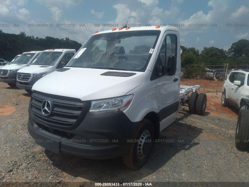 2019 Mercedes SPRINTER | Vin: WDAPF4CD1KN038381
