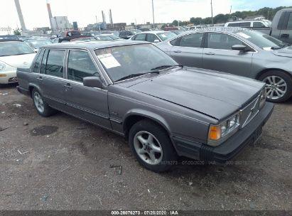 1986 VOLVO 760 GLE