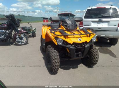 2019 CAN-AM OUTLANDER 570/570 DPS