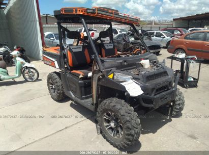 2013 POLARIS RANGER 900 XP EPS