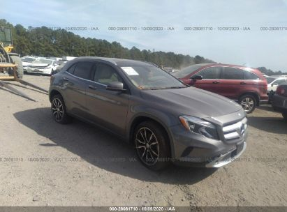 2016 MERCEDES-BENZ GLA 250 4MATIC