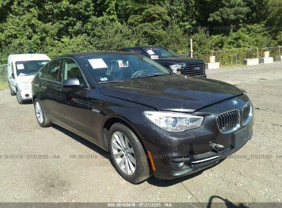 2016 BMW 5 SERIES GRAN TURISMO XIGT