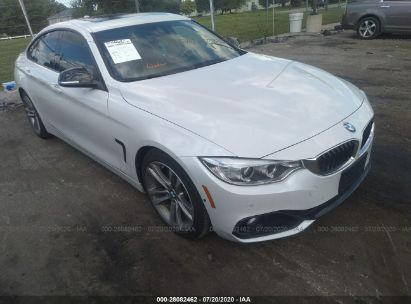 2015 BMW 4 SERIES I/GRAN COUPE