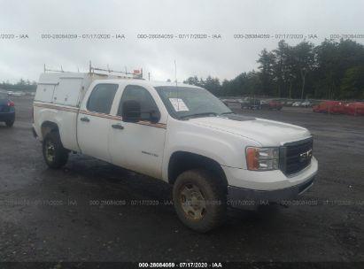 2011 GMC SIERRA 2500HD K2500 HEAVY DUTY