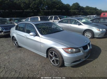 2007 BMW 3 SERIES XI SULEV