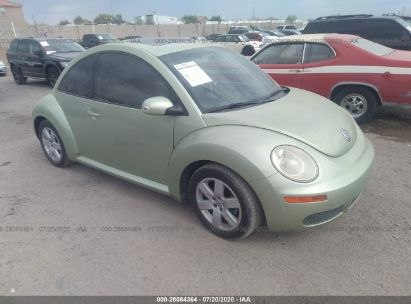 2007 VOLKSWAGEN NEW BEETLE COUPE 2.5L OPTION PACKAGE 1