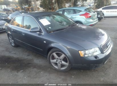 2004 AUDI A4 3.0L