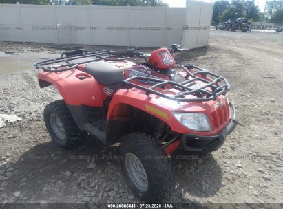 2005 ARCTIC CAT 500 ATV