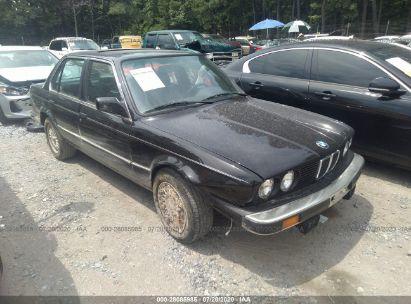 1987 BMW 325 E AUTOMATIC/AUTOMATIC