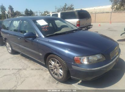 2002 VOLVO V70 T5 TURBO