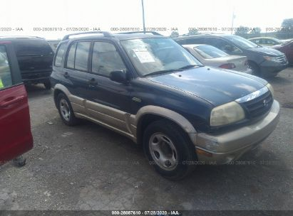 2001 SUZUKI GRAND VITARA JLS/JLS+/LIMITED