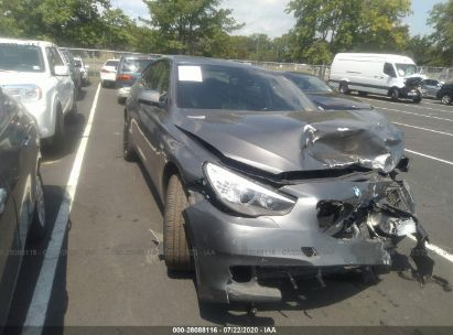 2011 BMW 5 SERIES GRAN TURISMO XIGT