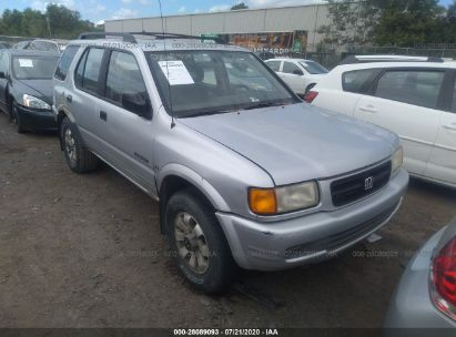 1999 HONDA PASSPORT EX/LX
