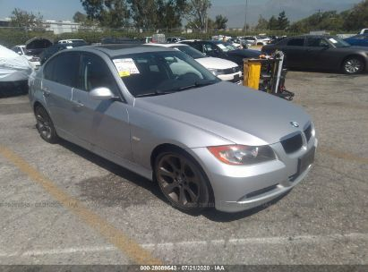 2008 BMW 3 SERIES I SULEV