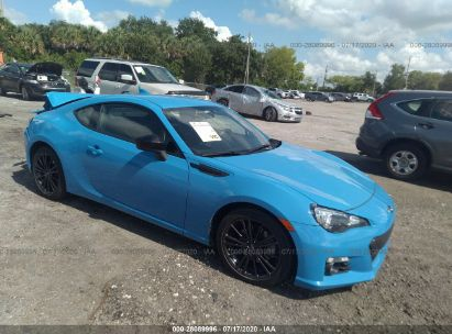 2016 SUBARU BRZ 2.0 LIMITED/BLUE.SERIES