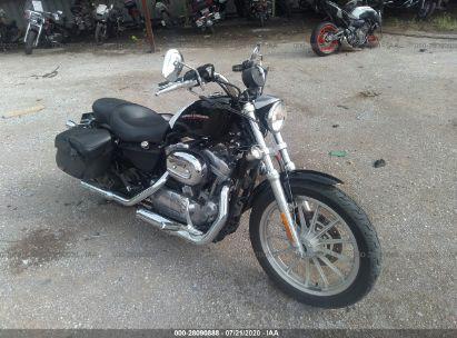 2006 HARLEY-DAVIDSON XL883 L